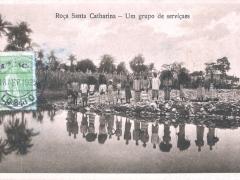 Roca Santa Catharina Um grupo de servicaes