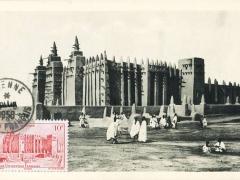 La Mosquee de Djenne