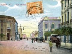 Bahia Blanca Calle Chiciana