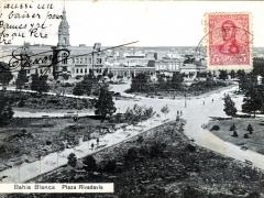 Bahia Blanca Plaza Rivadavia