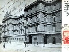 Buenos Aires Casa de Gobierno Frente Paseo Colon