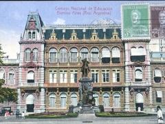 Buenos Aires Consejo Nacional de Educacion