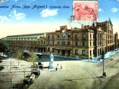Buenos Aires Estacion Once