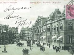 Buenos Aires La Casa de Gobierno