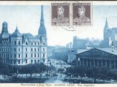 Buenos Aires Municipalidad y Diag Norte