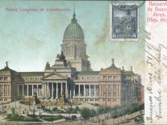 Buenos Aires Nuevo Congreso en construccion
