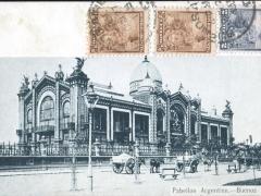Buenos Aires Pabellon Argentino