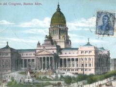 Buenos Aires Palacio del Congreso
