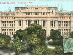 Buenos Aires Palcio de Justicia