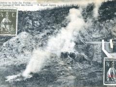 S. Miguel Hot Springs at Valle das Furnas