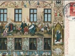 Augsburg Fuggerhaus Jakob Fugger