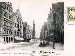 Augsburg Karolinenstrasse