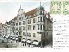 Augsburg Polizeigebäude