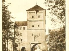 Augsburg Vogeltor