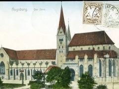 Augsburg der Dom