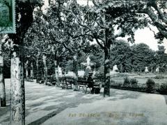 Bad Dürkheim Partie im Kurpark