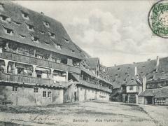 Bamberg Alte Hofhaltung Inneres