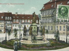 Bamberg Maximiliandenkmal