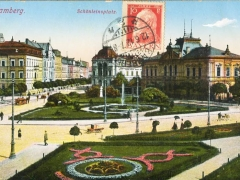 Bamberg Schönleinsplatz