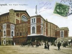 Bayreuth Rich Wagner Festspielhaus
