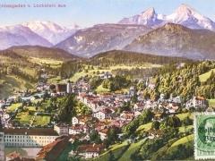 Berchtesgaden v Lockstein aus