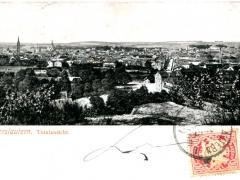 Kaiserslautern Totalansicht