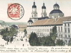 Kempten Residenzplatz