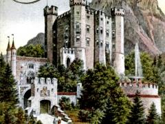 Kgl Schloss Hohenschwangau