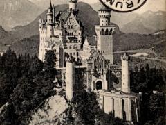 Kgl Schloss Neuschwanstein