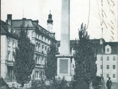 Landshut Kriegerdenkmal