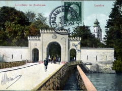 Lindau im Bodensee Landtor