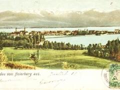 Lindau vom Hoierberg aus
