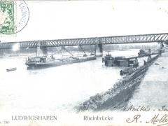 Ludwigshafen Rheinbrücke