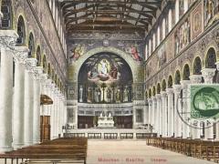 München Basilika Inneres