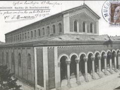 München Basilika St Bonifaciuskirche
