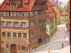Nürnberg Albrecht Dürer Haus