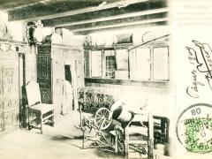 Nürnberg Bauernzimmer im Germanischen Museum