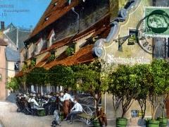 Nürnberg Bratwurstglöcklein