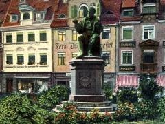 Nürnberg Hans Sachs Denkmal