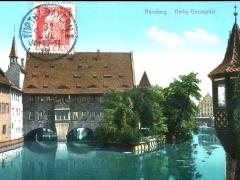 Nürnberg Heilig Geistspital