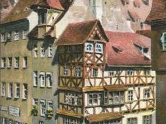 Nürnberg ehemaliger gläserner Himmel