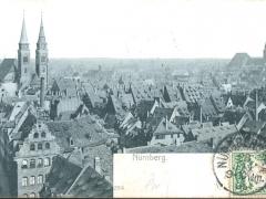 Nürnberg Ansicht