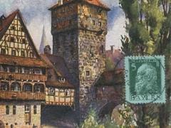 Nürnberg Henkersteg