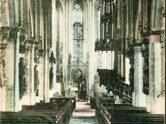 Nürnberg Inneres der Sebaldkirche