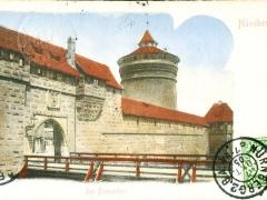 Nürnberg am Frauentor