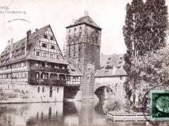 Nürnberg der Henkersteg