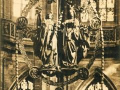 Nürnberg in der Lorenzkirche