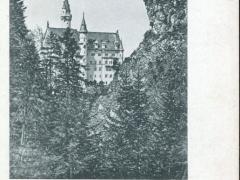 Neuschwanstein Burg mit Marienbrücke