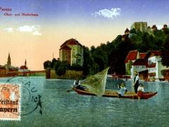 Passau Ober und Niederhaus