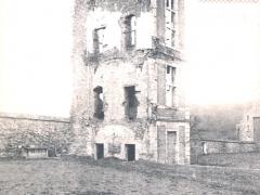 Abbaye d'Aulne Tour du veilleur de nuit